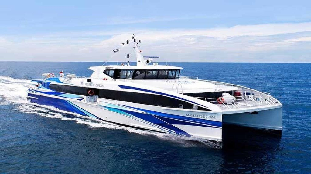 Majestic Fast Round Trip Batam Ferry Open Ticket